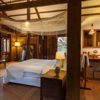 sala lodges bedroom