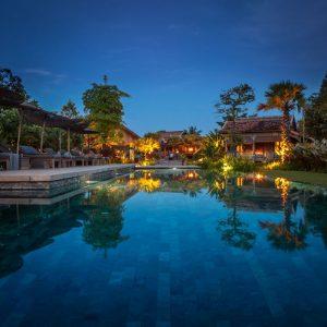 sala lodges pool