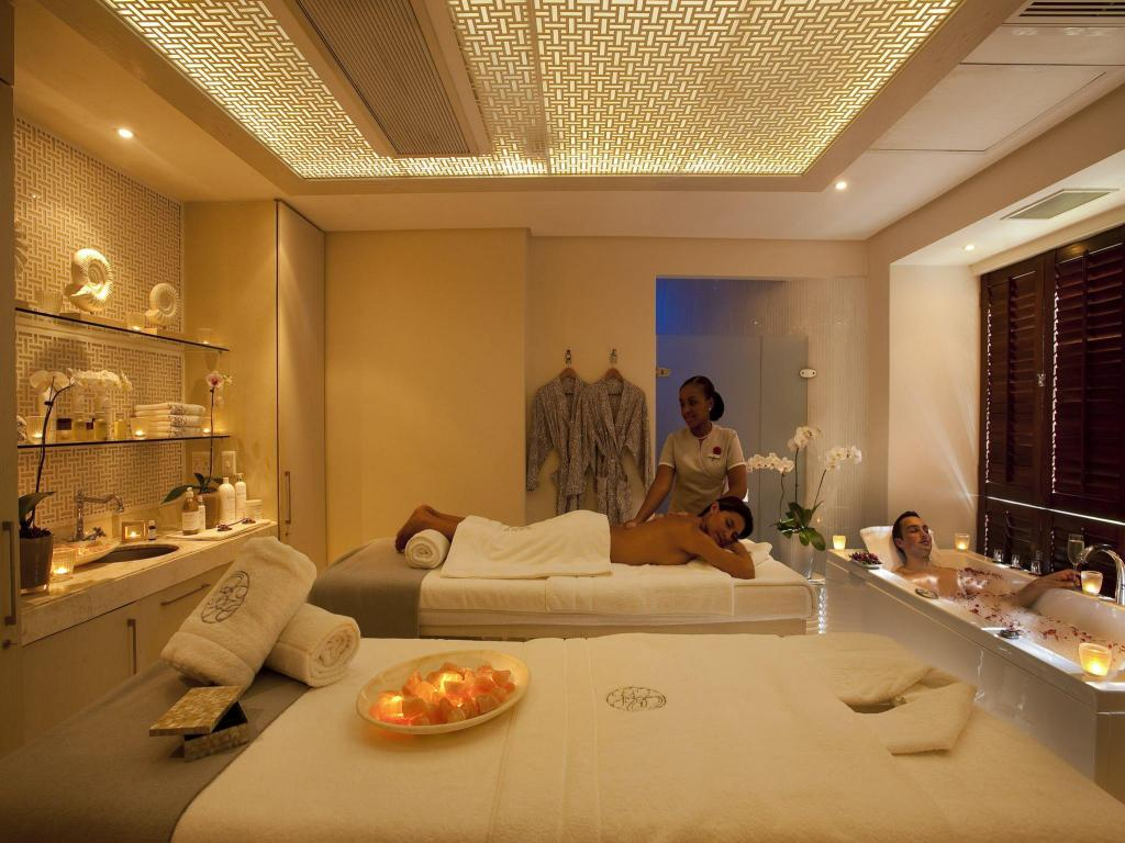 The Oyster Box Hotel spa