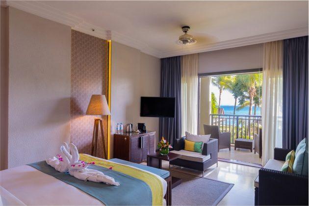 intercontinental mauritius bedroom